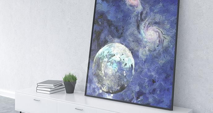 Obraz motyw kosmiczny