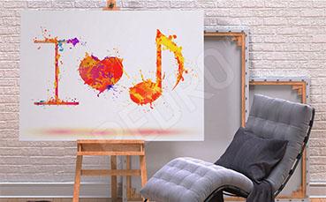 Obraz muzyczny minimalizm