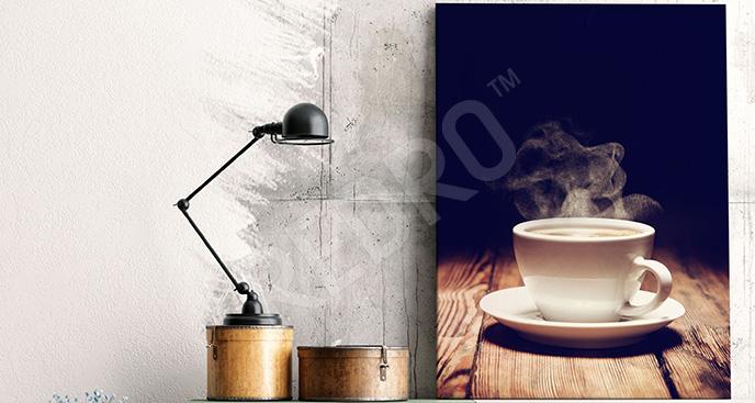Obraz napój kawowy
