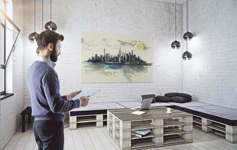 Obraz Nowy Jork do biura