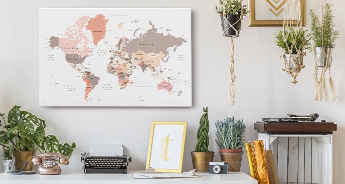 Obraz państwa świata