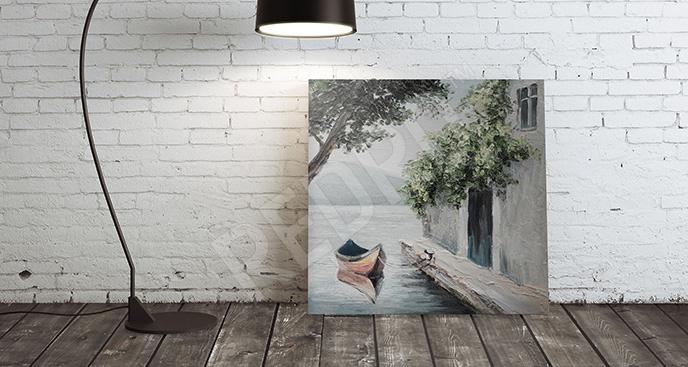 Obraz pejzaż Wenecji