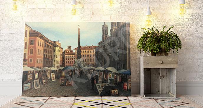 Obraz Piazza Navona