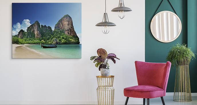 Obraz plaża w Tajlandii