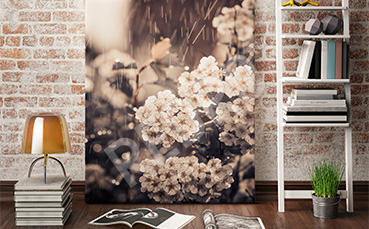 Obraz kwiaty polne
