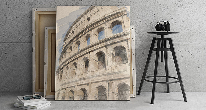 Obraz Rzym Koloseum