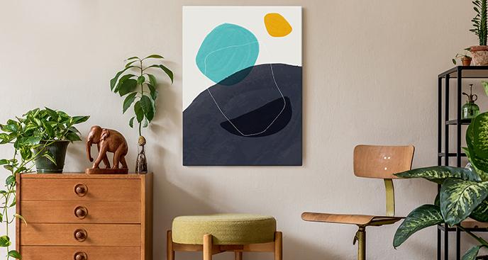 Obraz styl minimalistyczny