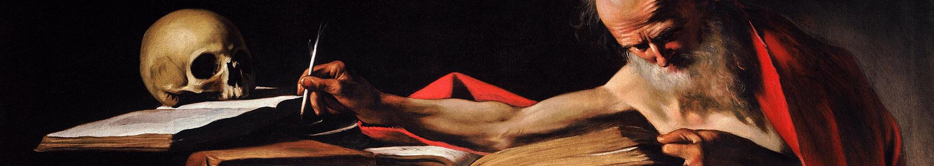 Obraz Święty Hieronim