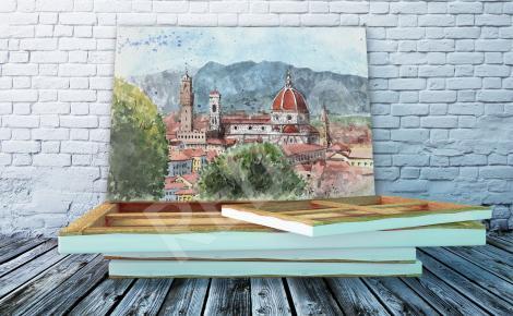 Obraz Toskania Florencja