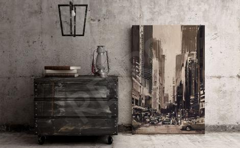 Obraz ulica metropolii