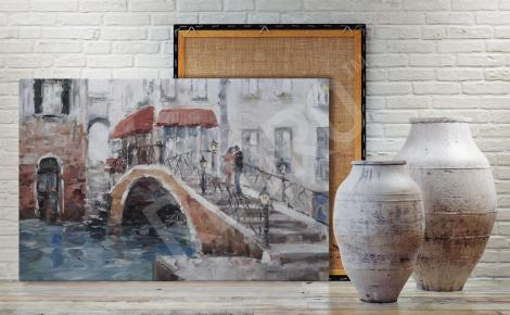 Obraz Wenecja malarstwo olejne