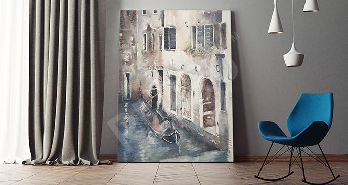 Obraz Wenecja vintage
