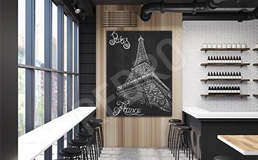 Obraz Wieża Eiffla