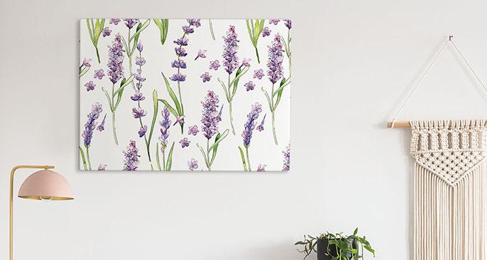 Obraz wiosenne rośliny