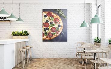 Obraz włoska kuchnia