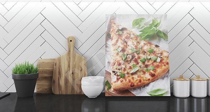 Obraz włoska pizza