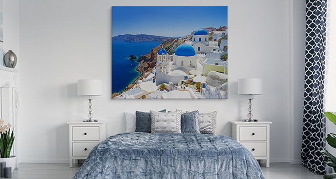 Obraz wyspa Santorini