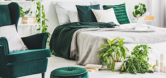 Odcienie zieleni – poznaj kolory (nie tylko) tego lata!