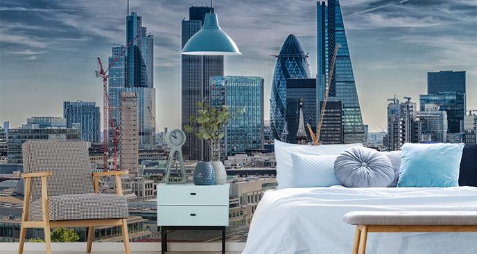 Fototapeta Londyn w sepii