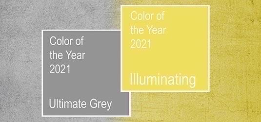 Kolor roku 2021 od Pantone. Jak wprowadzić go do swoich wnętrz?