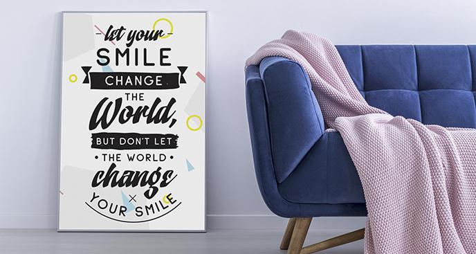 Plakat cytat motywacyjny