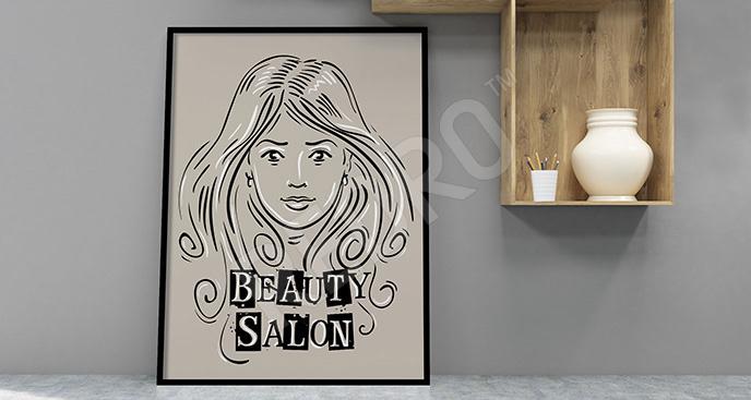Plakaty Do Salonu Fryzjerskiego Na Wymiar Redropl