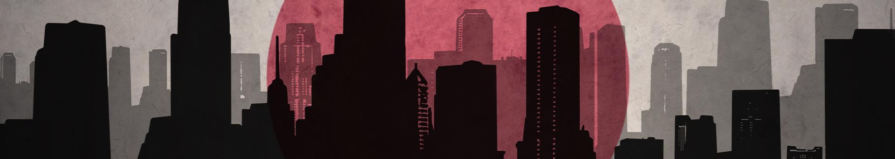 Plakat inspirowany Tokio