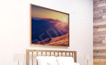 Plakat krajobraz do sypialni