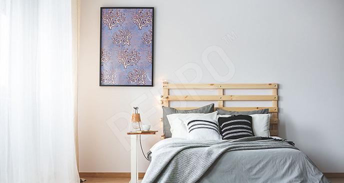 Plakat motyw rafy koralowej