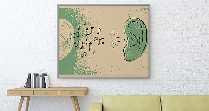 Plakaty Muzyka Na Wymiar Redropl