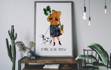 Plakat niezależność