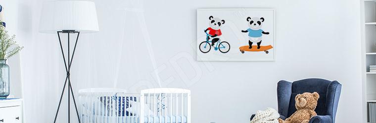 Plakat sport dla dzieci