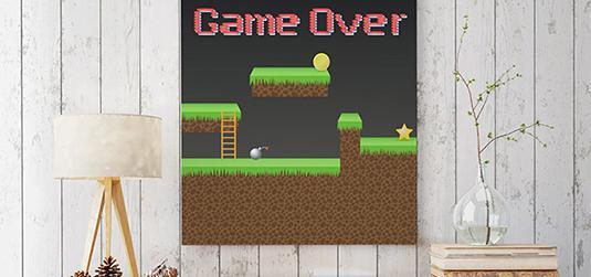 Plakaty z gier nie tylko do pokoju nastolatka