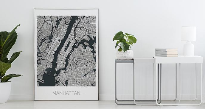 Plany miast
