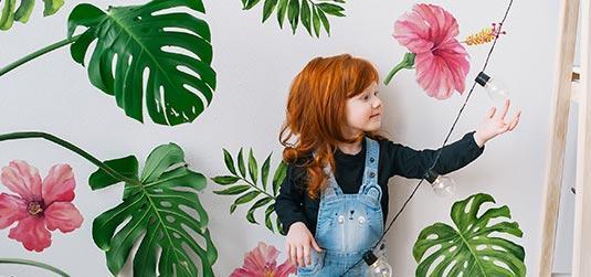 Szukasz pomysłu na pokój dziecięcy? Dżungla spodoba się Twojemu dziecku