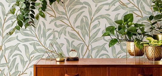 Salon w stylu biophilic design – czyli jak zaprosić naturę do swojego domu