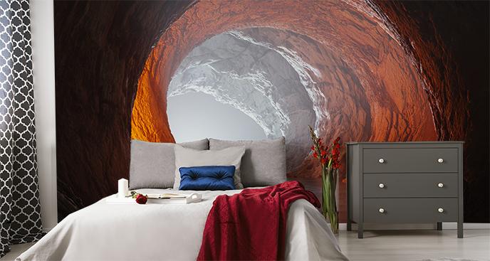 Fototapeta tunel minimalistyczny