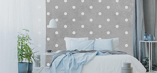 Wybieramy kolory ścian do sypialni na udany sen i dobrą pobudkę