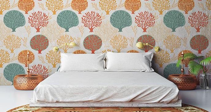 Tapeta jesienny krajobraz do sypialni