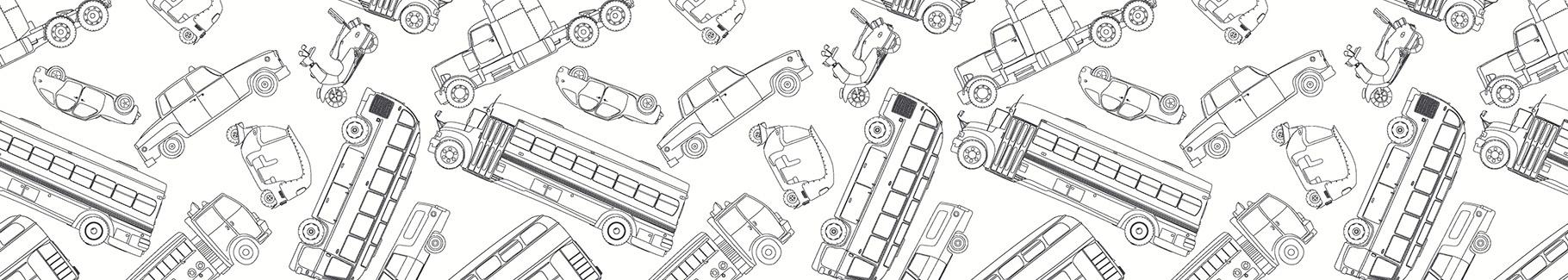 Tapeta mechaniczne pojazdy