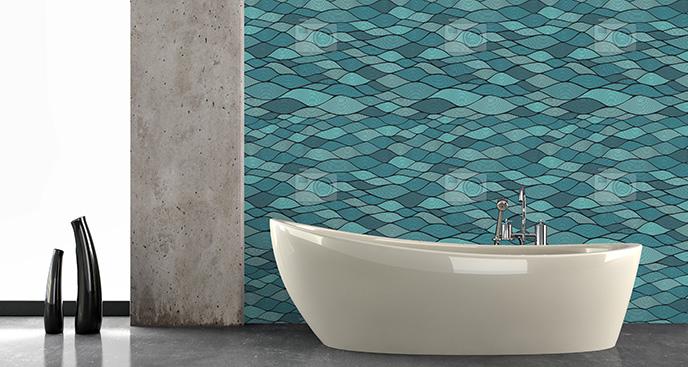 Tapeta morska mozaika