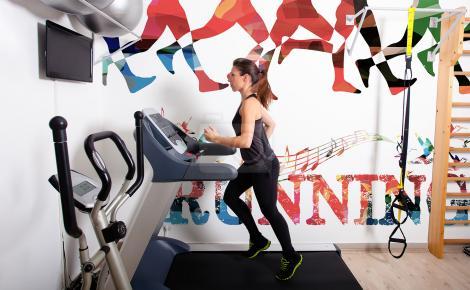 Tapeta motywująca do aktywności fizycznej