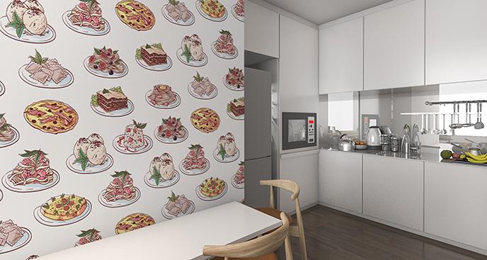 Tapeta potrawy: kuchnia włoska