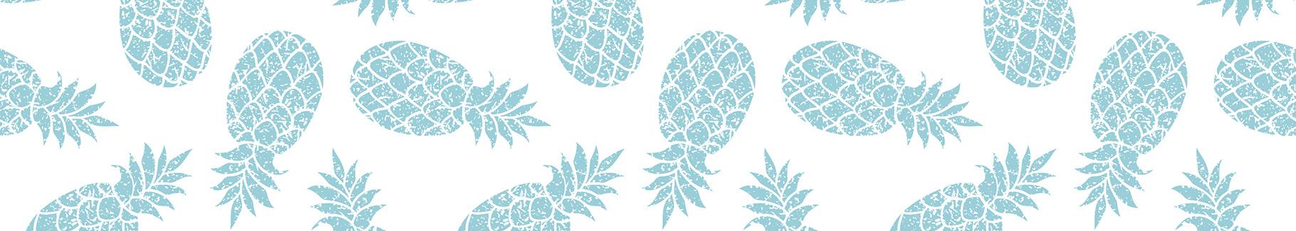 Tapeta w ananasy
