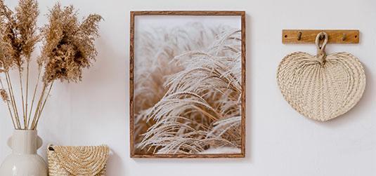 Trawa pampasowa – aranżacje, które zainspirują Cię do ozdobienia nią domu!