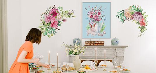 Pomysły na wielkanocne dekoracje, czyli poczujmy wiosnę pełną piersią!