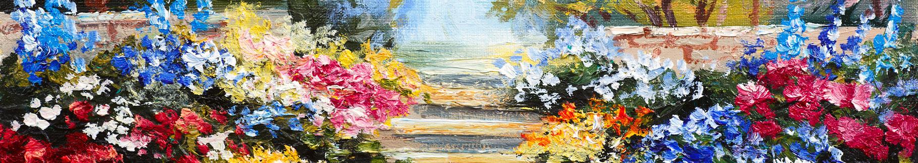 Wiosenny obraz natura