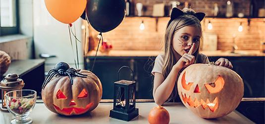 Kilka pomysłów od Redro, jak zrobić dynię na Halloween